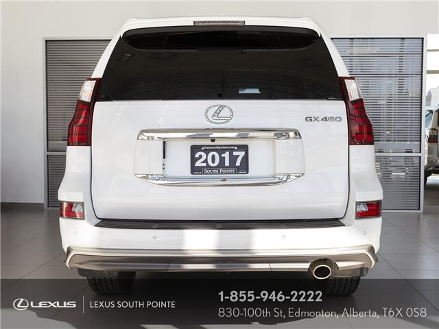 2017 Lexus GX 460 Base (Stk: L9D0540A) in Edmonton - Image 5 of 21