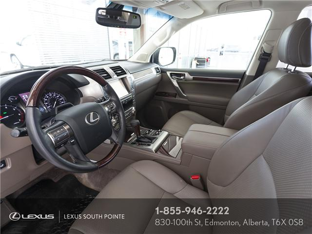 2017 Lexus GX 460 Base (Stk: L9D0540A) in Edmonton - Image 10 of 21