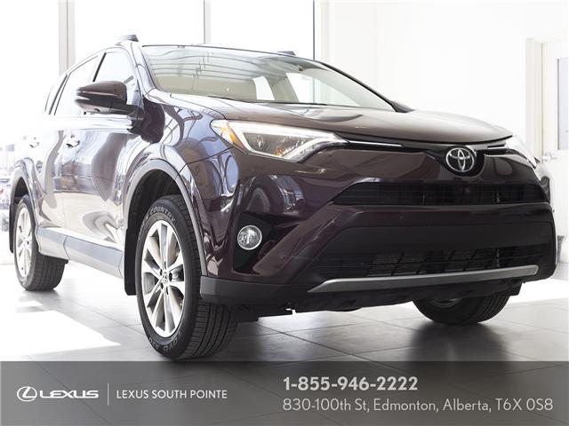 2016 Toyota RAV4 Limited (Stk: L900410A) in Edmonton - Image 1 of 20