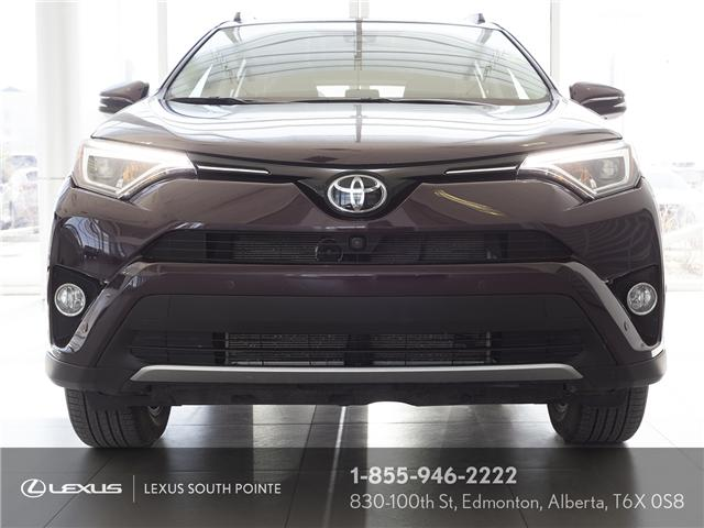 2016 Toyota RAV4 Limited (Stk: L900410A) in Edmonton - Image 2 of 20