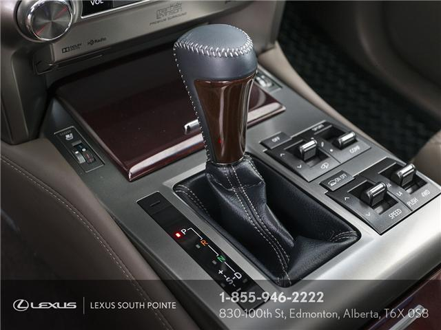 2017 Lexus GX 460 Base (Stk: L9D0540A) in Edmonton - Image 18 of 21
