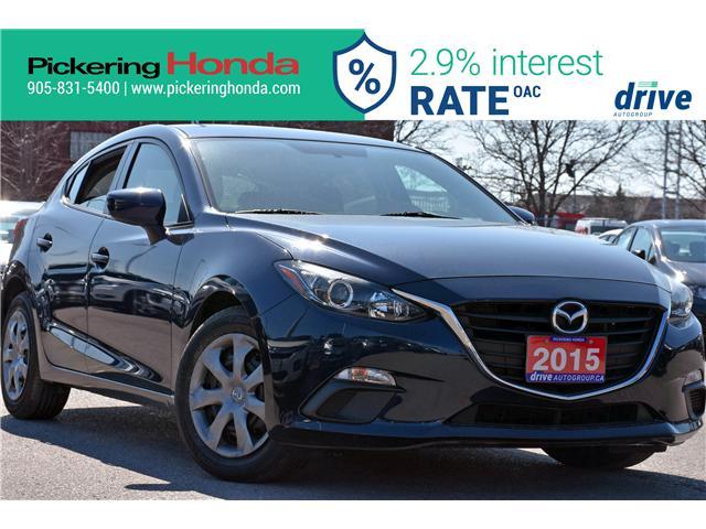 2015 Mazda Mazda3 GS (Stk: P4468B) in Pickering - Image 1 of 20