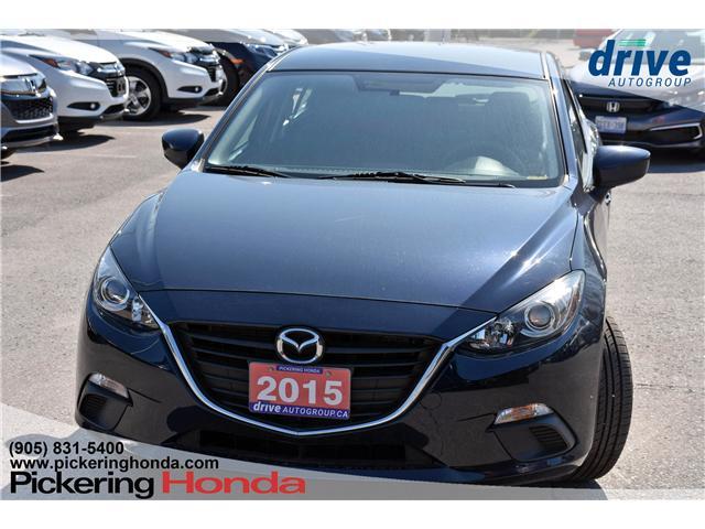 2015 Mazda Mazda3 GS (Stk: P4468B) in Pickering - Image 2 of 20