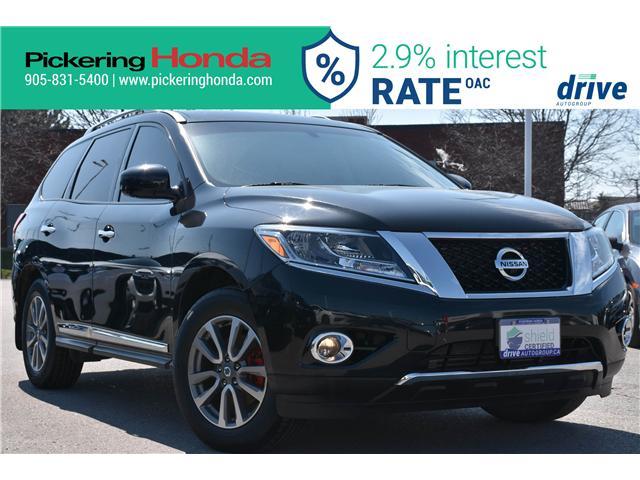 2016 Nissan Pathfinder SL (Stk: P4802A) in Pickering - Image 1 of 39