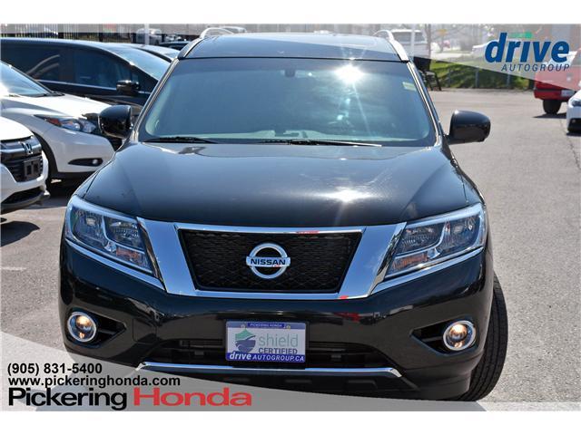 2016 Nissan Pathfinder SL (Stk: P4802A) in Pickering - Image 2 of 39