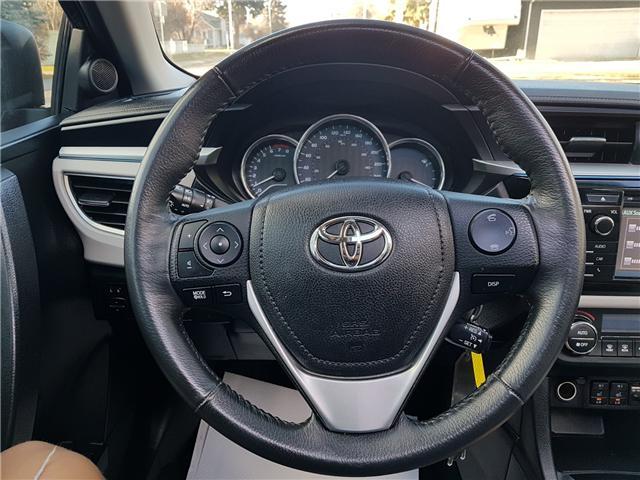 2016 Toyota Corolla LE (Stk: N2918) in Calgary - Image 2 of 19