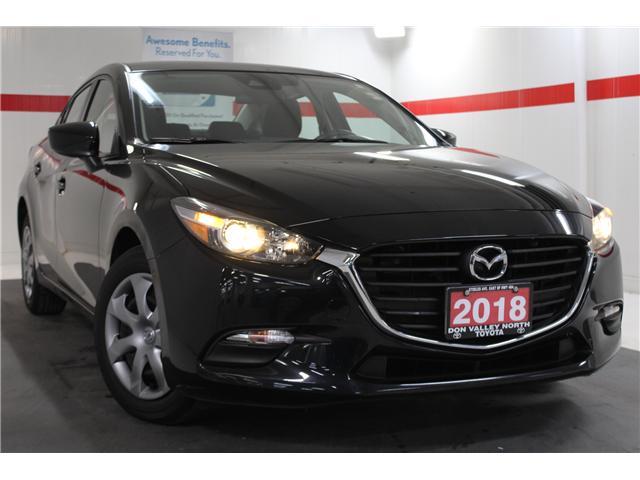 2018 Mazda Mazda3 GX (Stk: 297918S) in Markham - Image 1 of 23