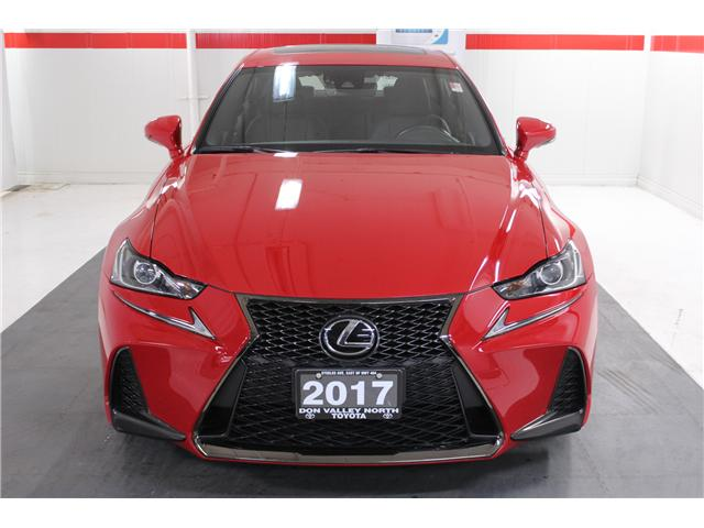 2017 Lexus IS 350 Base (Stk: 297936S) in Markham - Image 4 of 27