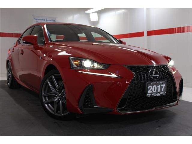 2017 Lexus IS 350 Base (Stk: 297936S) in Markham - Image 1 of 27