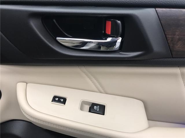 2019 Subaru Outback 2.5i Limited (Stk: 204591) in Lethbridge - Image 19 of 30