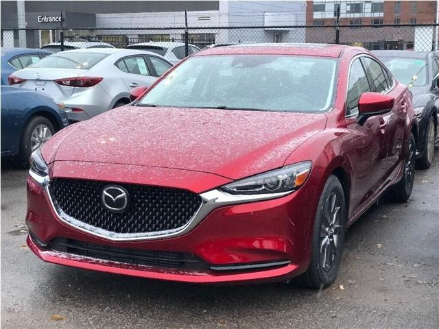 2018 Mazda MAZDA6 GS-L w/Turbo (Stk: 18-662) in Richmond Hill - Image 1 of 5