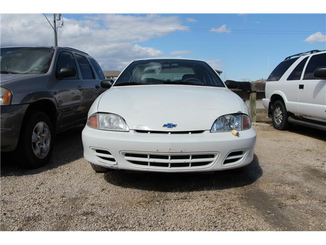 2001 Chevrolet Cavalier  (Stk: P8981) in Headingley - Image 2 of 3