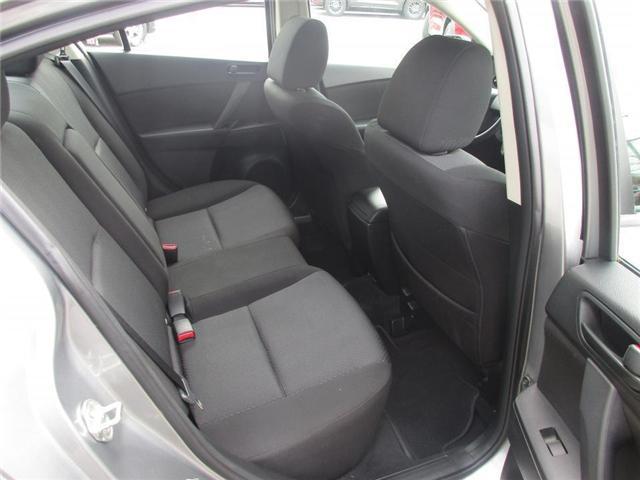 2010 Mazda Mazda3 GX (Stk: HMC6187B) in Hawkesbury - Image 8 of 9