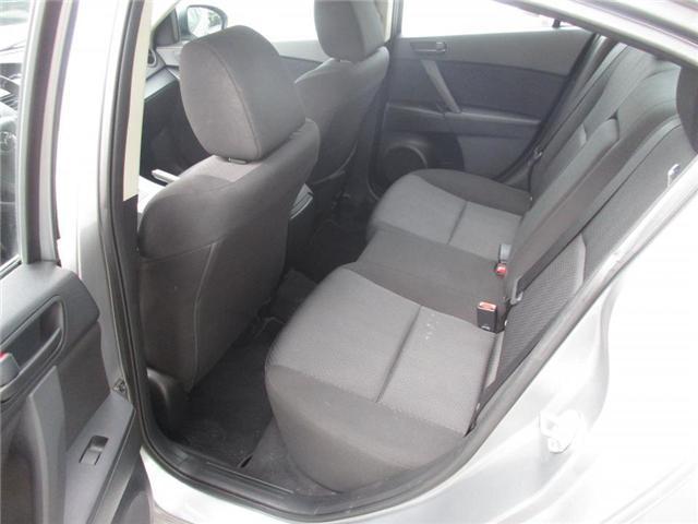 2010 Mazda Mazda3 GX (Stk: HMC6187B) in Hawkesbury - Image 9 of 9