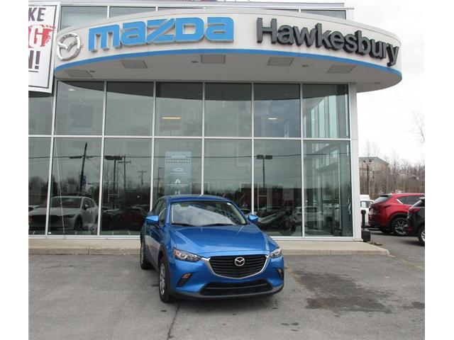 2016 Mazda CX-3 GX (Stk: HM26863A) in Hawkesbury - Image 1 of 9