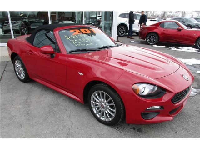 2018 Fiat 124 Spider  (Stk: HM16545) in Hawkesbury - Image 2 of 7