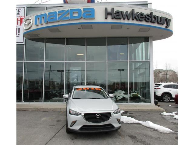 2016 Mazda CX-3 GS (Stk: HMC6352A) in Hawkesbury - Image 1 of 9