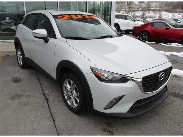 2016 Mazda CX-3 GS (Stk: HMC6352A) in Hawkesbury - Image 2 of 9