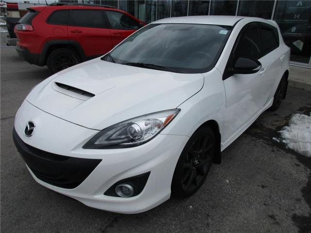 2013 Mazda MazdaSpeed3 MSP3 (Stk: HMC5920A) in Hawkesbury - Image 2 of 9
