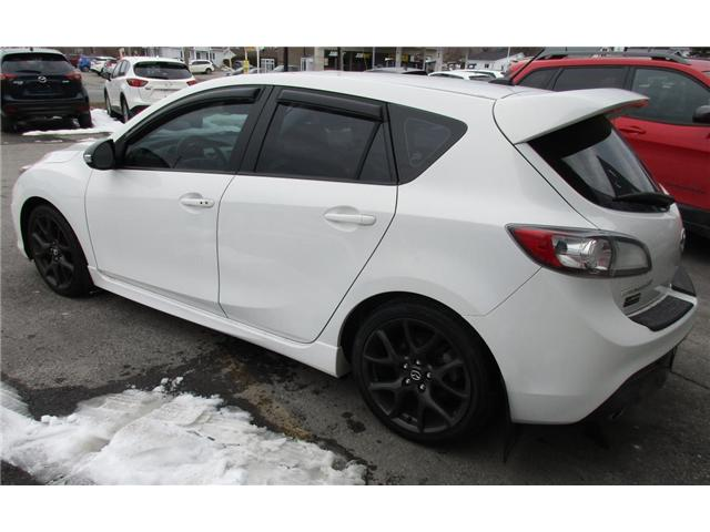 2013 Mazda MazdaSpeed3 MSP3 (Stk: HMC5920A) in Hawkesbury - Image 4 of 9