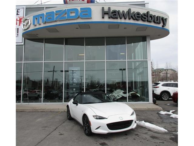 2016 Mazda MX-5 GS (Stk: HM27295A) in Hawkesbury - Image 1 of 7