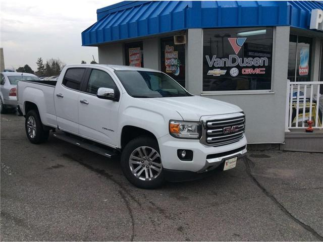 2016 GMC Canyon SLT (Stk: 183220A) in Ajax - Image 1 of 23