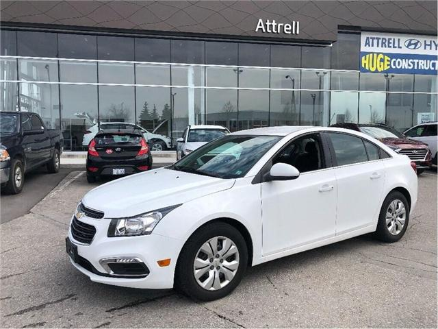 2015 Chevrolet Cruze 1LT (Stk: 33817a) in Brampton - Image 1 of 15