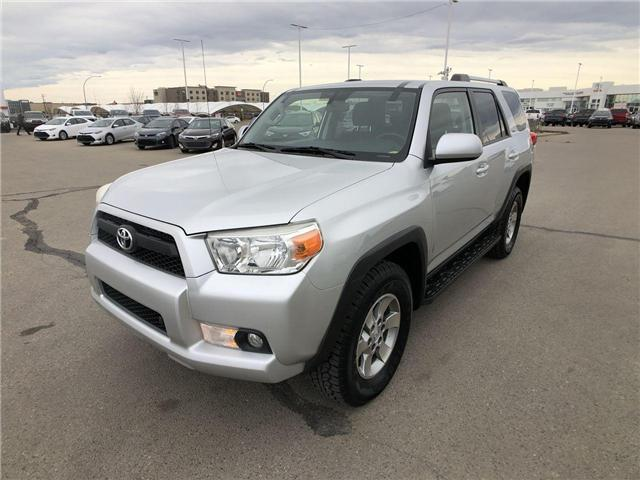 2013 Toyota 4Runner  (Stk: 2900628A) in Calgary - Image 3 of 16