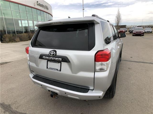 2013 Toyota 4Runner  (Stk: 2900628A) in Calgary - Image 6 of 16