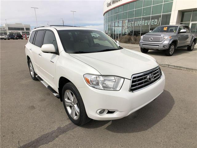 2008 Toyota Highlander  (Stk: 2801882B) in Calgary - Image 1 of 19