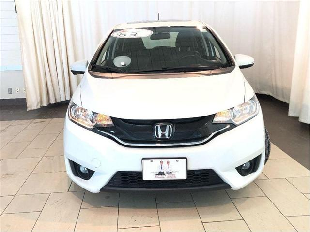 2016 Honda Fit EX-L | Low Mileage | Navigation | Leather | Sunroo (Stk: 38558) in Toronto - Image 2 of 30