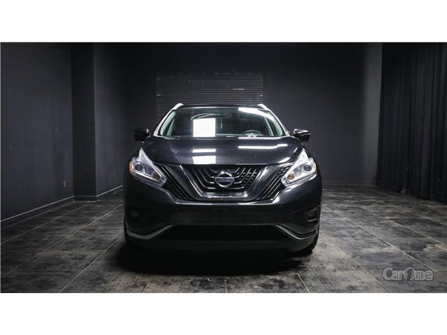 2016 Nissan Murano SL (Stk: CT19-166) in Kingston - Image 2 of 33