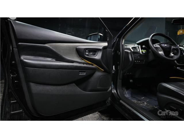 2016 Nissan Murano SL (Stk: CT19-166) in Kingston - Image 12 of 35