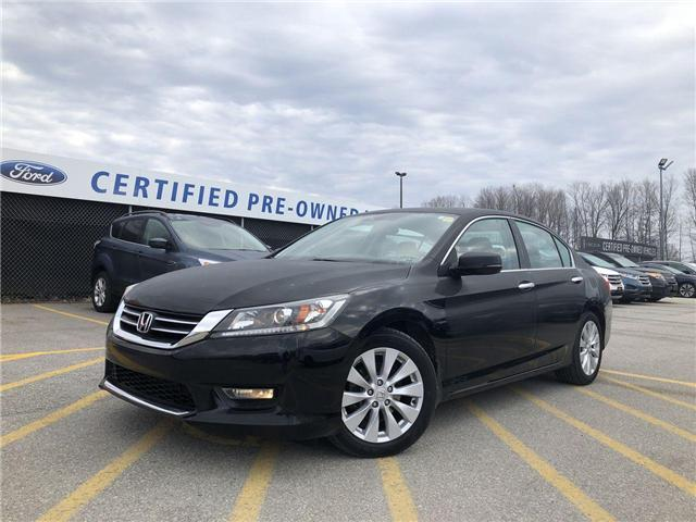 2015 Honda Accord EX-L (Stk: P8738) in Barrie - Image 1 of 27