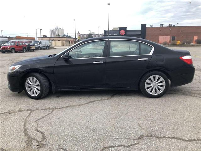 2015 Honda Accord EX-L (Stk: P8738) in Barrie - Image 2 of 27