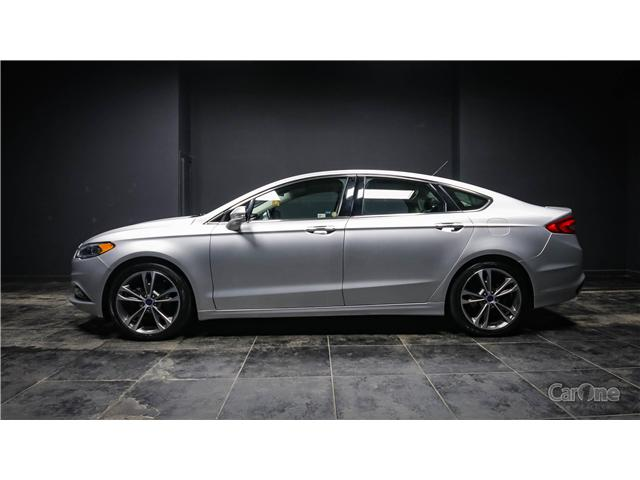 2017 Ford Fusion Platinum (Stk: CJ19-175) in Kingston - Image 1 of 33