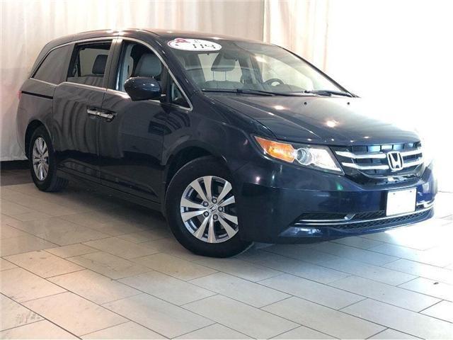 2015 Honda Odyssey EX | Clean Carfax | 1 Owner| Power sliding doors (Stk: 38633) in Toronto - Image 1 of 30
