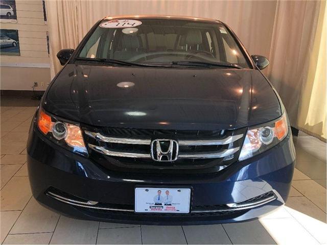 2015 Honda Odyssey EX | Clean Carfax | 1 Owner| Power sliding doors (Stk: 38633) in Toronto - Image 2 of 30