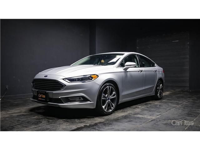 2017 Ford Fusion Platinum (Stk: CJ19-175) in Kingston - Image 4 of 33