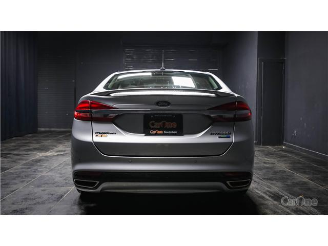 2017 Ford Fusion Platinum (Stk: CJ19-175) in Kingston - Image 6 of 33