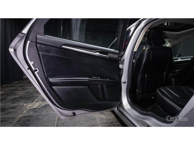 2017 Ford Fusion Platinum (Stk: CJ19-175) in Kingston - Image 7 of 33