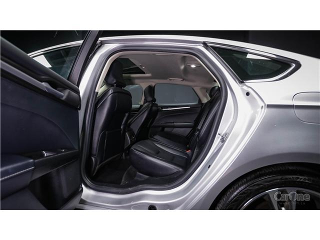 2017 Ford Fusion Platinum (Stk: CJ19-175) in Kingston - Image 8 of 33