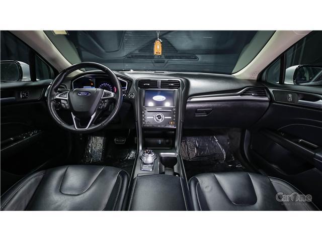 2017 Ford Fusion Platinum (Stk: CJ19-175) in Kingston - Image 9 of 33