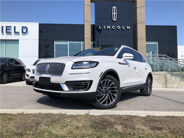 2019 Lincoln Nautilus Reserve (Stk: NT19518) in Barrie - Image 1 of 30