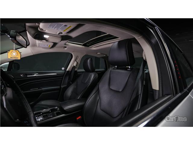2017 Ford Fusion Platinum (Stk: CJ19-175) in Kingston - Image 11 of 33