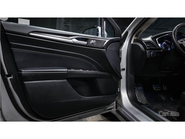 2017 Ford Fusion Platinum (Stk: CJ19-175) in Kingston - Image 12 of 33
