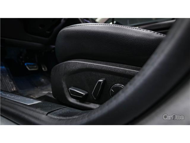 2017 Ford Fusion Platinum (Stk: CJ19-175) in Kingston - Image 14 of 33