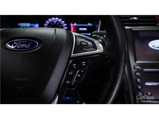 2017 Ford Fusion Platinum (Stk: CJ19-175) in Kingston - Image 16 of 33