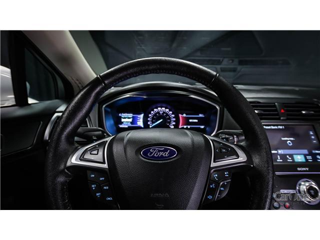 2017 Ford Fusion Platinum (Stk: CJ19-175) in Kingston - Image 17 of 33