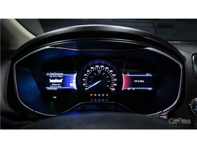 2017 Ford Fusion Platinum (Stk: CJ19-175) in Kingston - Image 19 of 33